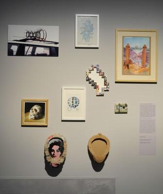 Zeichnungen, Fotos, Objekte, Rudolf Pacsika, Hungarian National Gallery