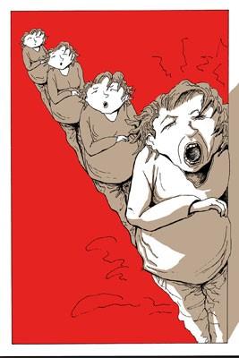Aktuelles Album, Tina Brenneisen, Comicroman 2016