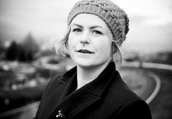 Tina Brenneisen, Foto: Marinkel Moon