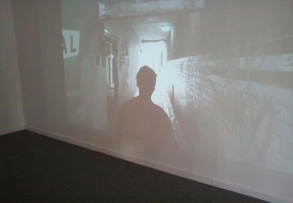 Many Young Men of Twenty, Conor O'Grady, photo: Conor O'Grady, projected moving image, 2015