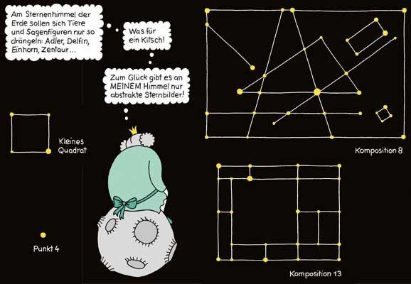 Die dicke Prinzessin Petronia , Katharina Greve, comic strip, Das Magazin, 2015